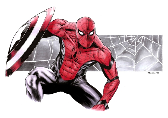 Spidey (Civil War)